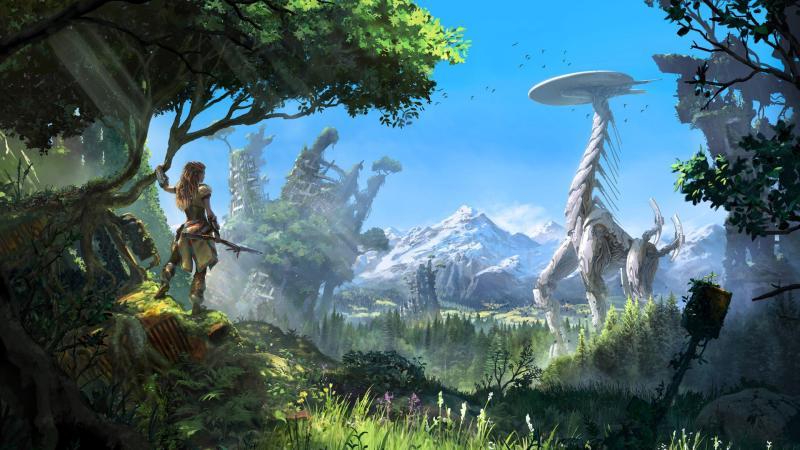 Продюсер Horizon: Zero Dawn присоединился к Ubisoft для работы над неанонсированной игрой