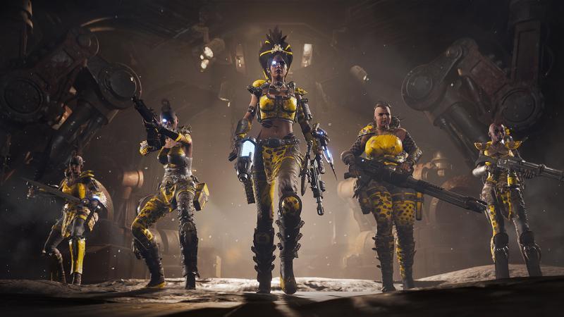 Тизерный трейлер тактической ролевой игры Necromunda: Underhive Wars