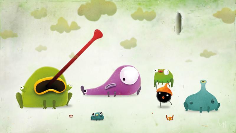 Сегодня выходит Chuchel - новая игра от разработчиков Machinarium и Samorost