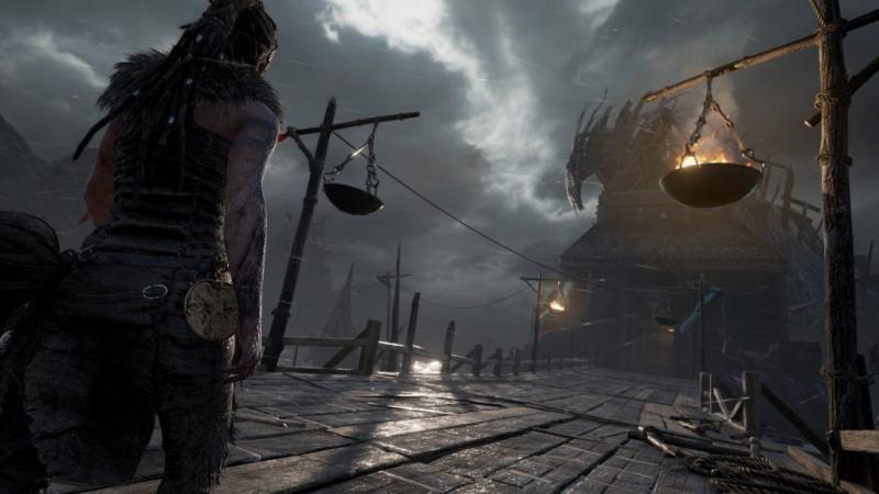 Hellblade: Senua's Sacrifice может выйти на других платформах (обновлено)