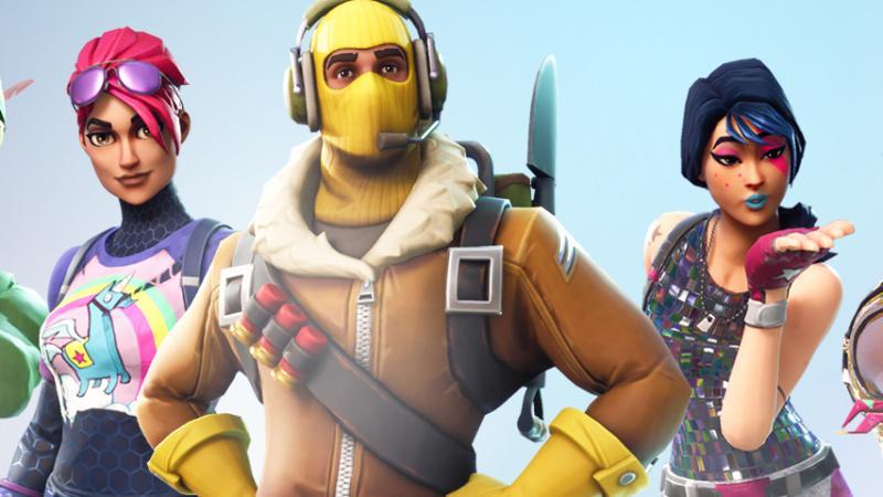 В новом временном режиме Fortnite: Battle Royale сразятся команды по 20 человек