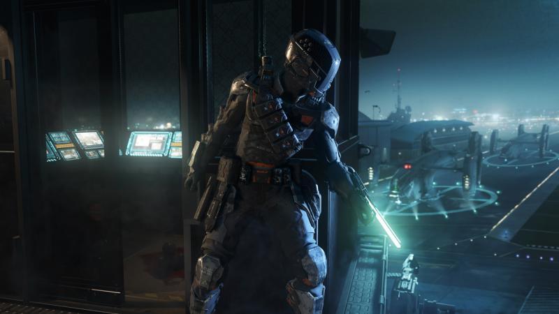 Call of Duty: Black Ops 3 получила еще один апдейт