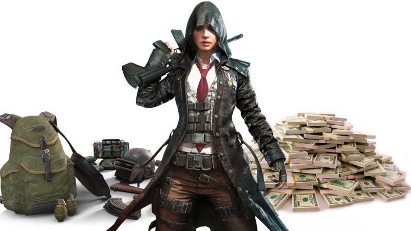 PUBG является третьей игрой по заработку в Steam за всю историю сервиса