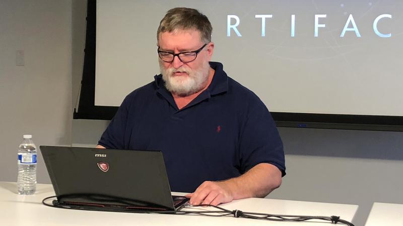 По словам Гейба Ньюэлла, Valve возвращается к выпуску видеоигр