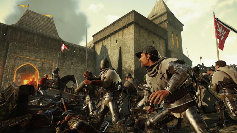 Warhorse успешно протестировала производительность грядущего патча 1.3 для Kingdom Come: Deliverance на PC