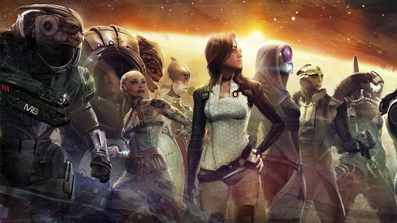 Ведущий сценарист оригинальной Mass Effect Дрю Карпишин покинул BioWare