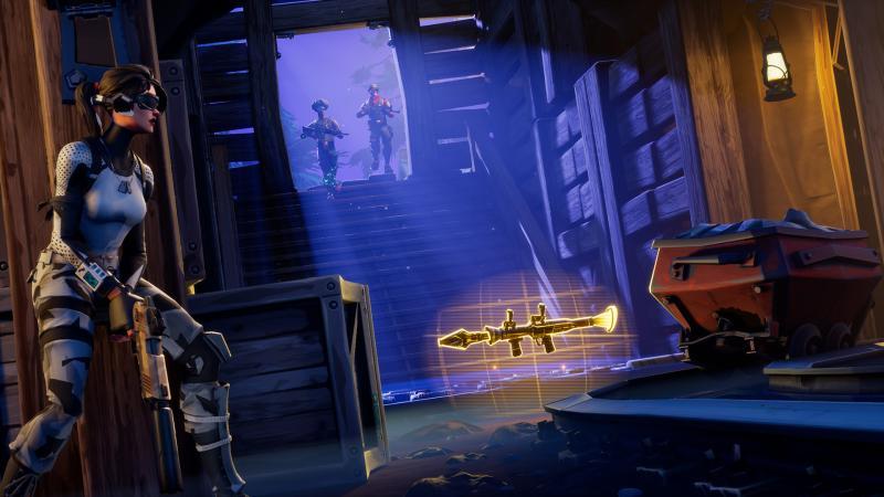 Xbox One все-таки присоединится к кроссплатформенной среде Fortnite: Battle Royale
