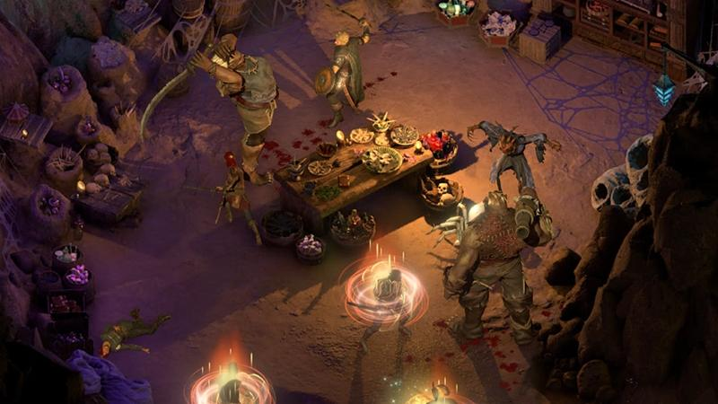 Релиз Pillars of Eternity 2: Deadfire отложен на месяц