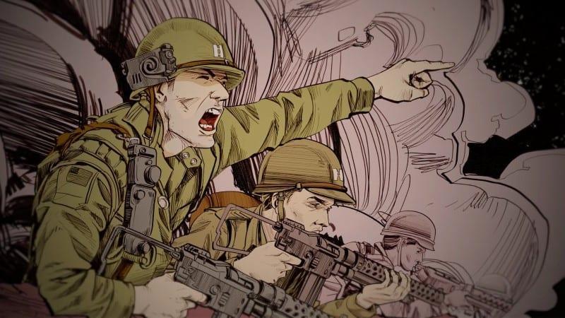 Релизный трейлер дополнения The Deeds of Captain Wilkins для Wolfenstein 2