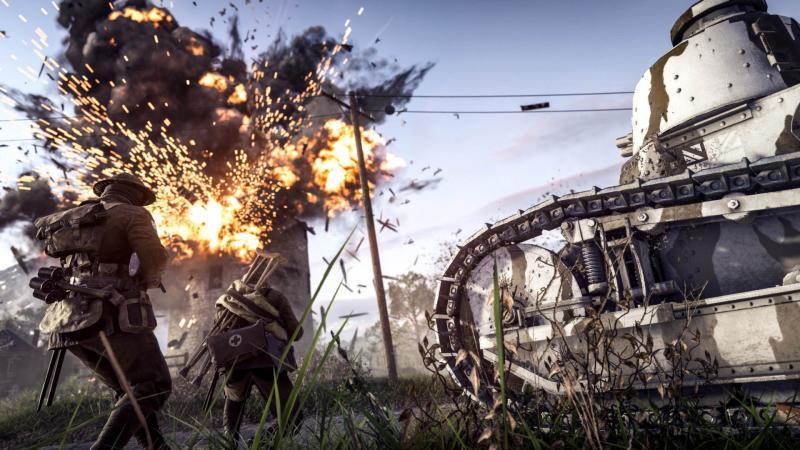 DICE меняет режим Incursions в Battlefield 1