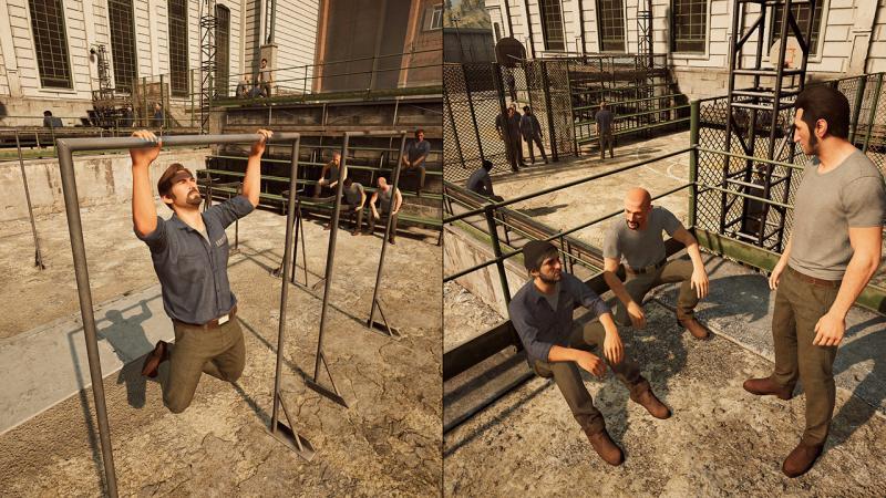 """""""EA не заработает ни копейки на этом"""", - Джозеф Фейрс об A Way Out"""