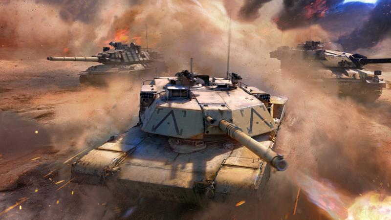 """Для War Thunder вышло обновление 1.77 """"Буря"""""""
