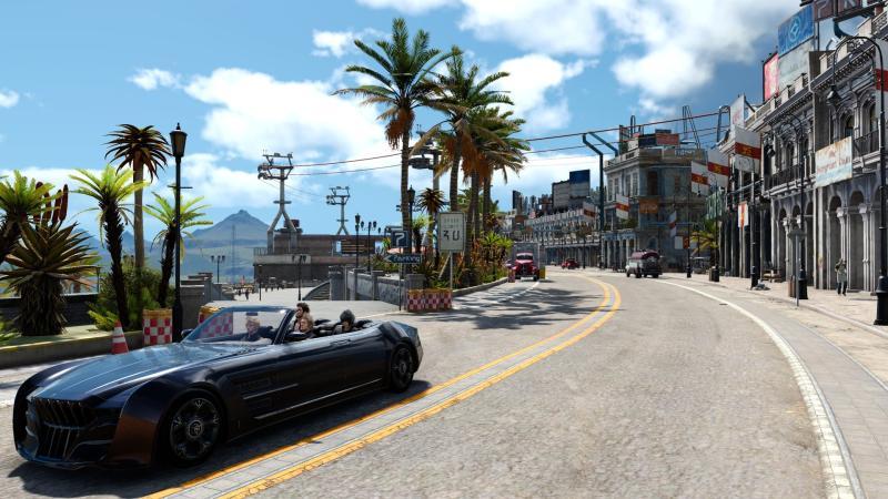 Очередной подгон для бояр: впечатления от ПК-версии Final Fantasy XV