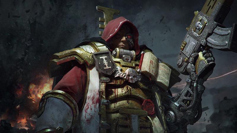 В начале мая Warhammer 40.000: Inquisitor - Martyr выходит из раннего доступа