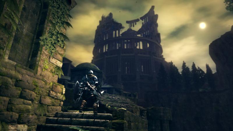 Сетевой тест ремастеринга Dark Souls пройдет на консолях, минуя PC