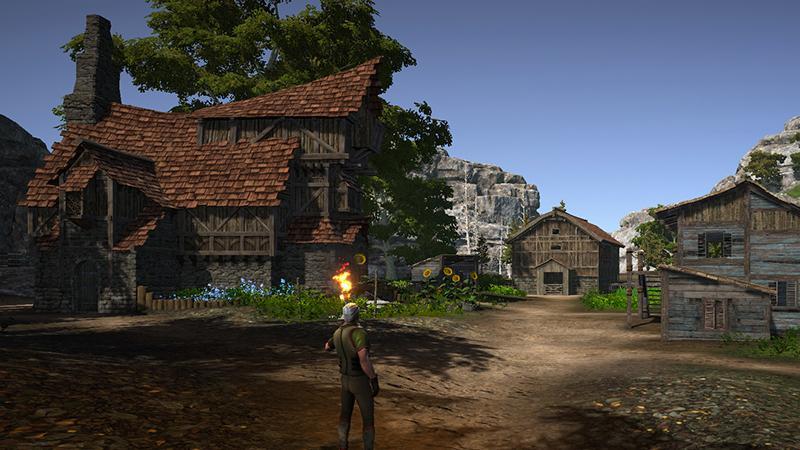Кооперативный геймплей в новом трейлере Shroud of the Avatar