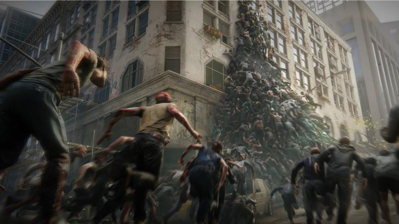 Для World War Z обещаны толпы из тысяч зомби