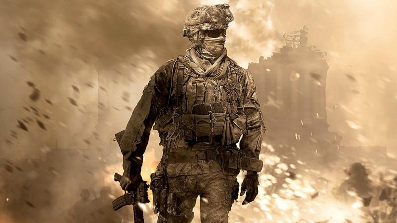 На Amazon заметили ремастеринг Call of Duty: Modern Warfare 2