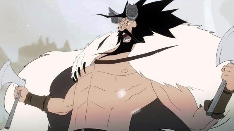 Новый трейлер The Banner Saga 3 посвящен Больверку, лидеру клана Воронов