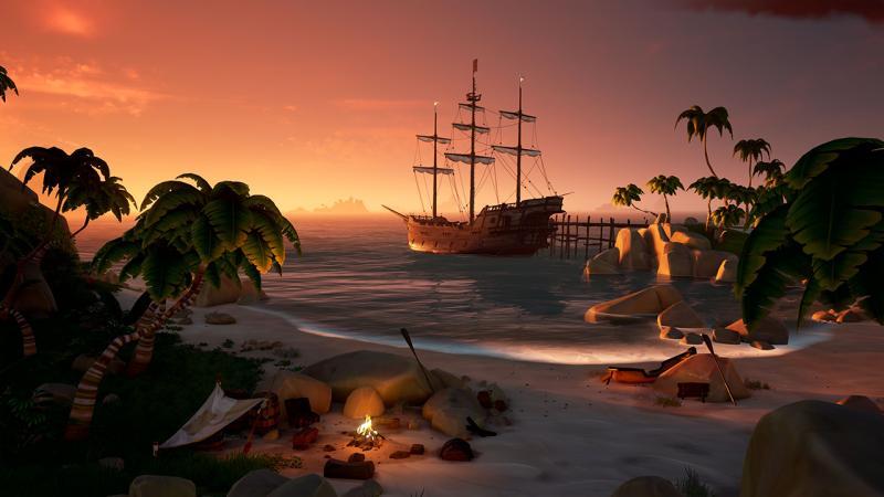 Разработчики Sea of Thieves ответили на вопросы о пострелизном контенте, кастомизации персонажей и другом