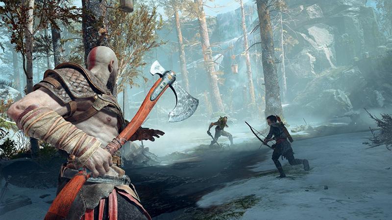 God of War оказалась одной из лучших игр для PlayStation 4 Pro в визуальном плане