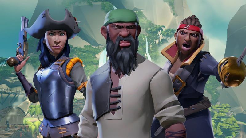 Игроки обеспокоены недостатком контента и косметических предметов в Sea of Thieves