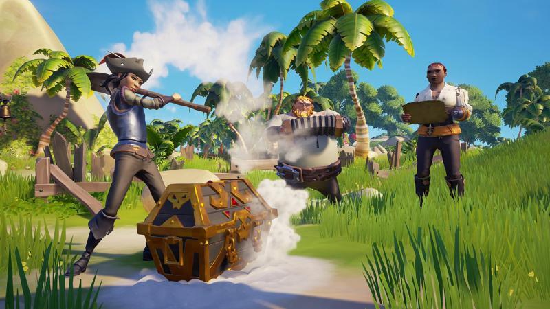 За первые сутки в Sea of Thieves зарегистрировалось более миллиона игроков