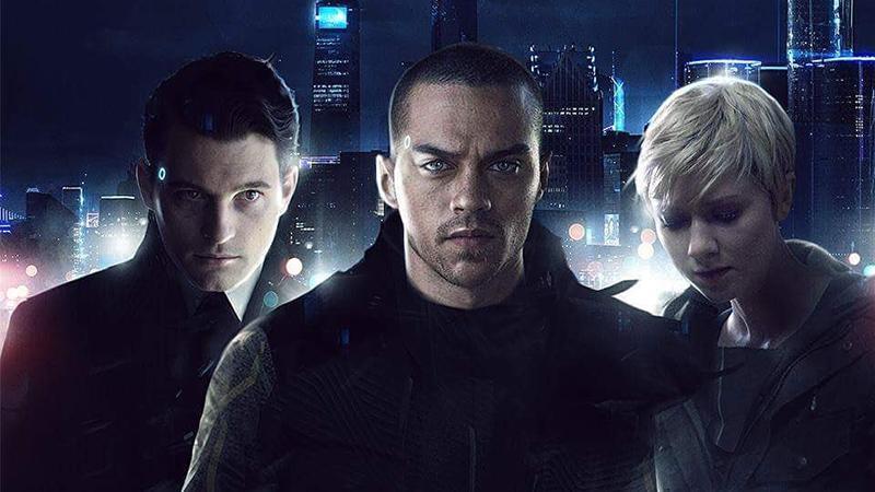 Троица главных героев Detroit: Become Human в новых трейлерах игры