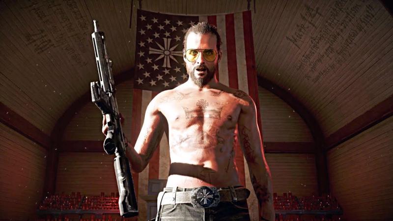 Поиск главного злодея Far Cry 5 мог стать для Ubisoft проблемой