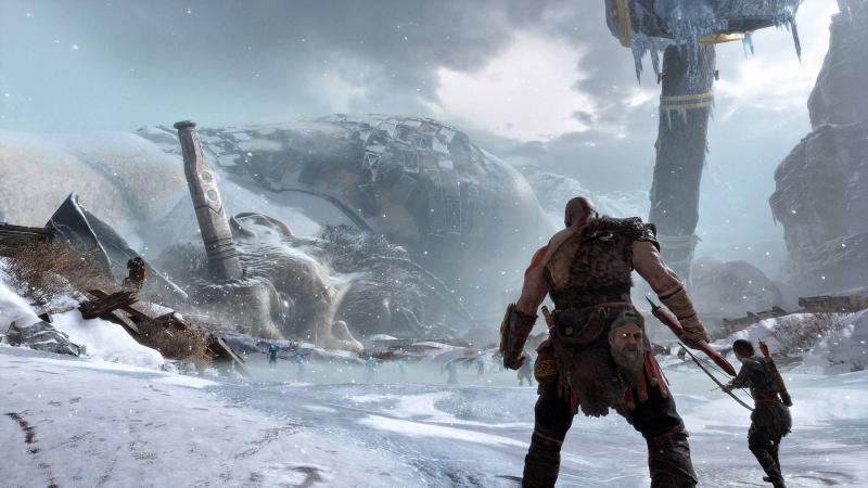 Директор God of War объяснил, почему одиночные игры - это круто