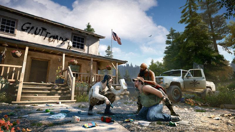 Far Cry 5 исключительно хорошо работает на PC