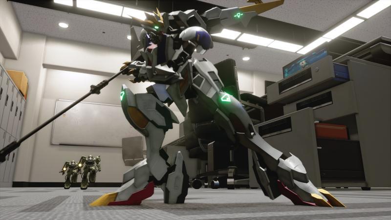 New Gundam Breaker выйдет на PC в конце июня