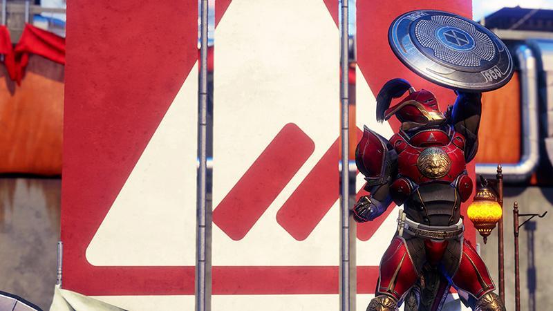 Для Destiny 2 вышло мартовское обновление