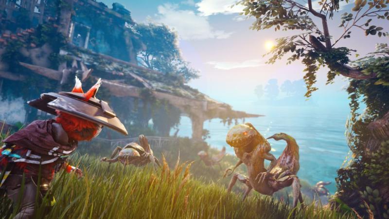Разработчики Biomutant рассказали о системе динамической погоды в игре