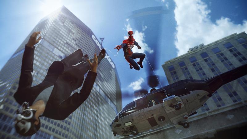 """Insomniac запланировала """"классные вещи"""" для Spider-Man"""