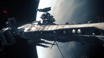 Новый видеоролик Squadron 42 - одиночной кампании Star Citizen