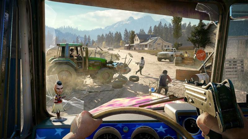 Лучшие пасхалки Far Cry 5