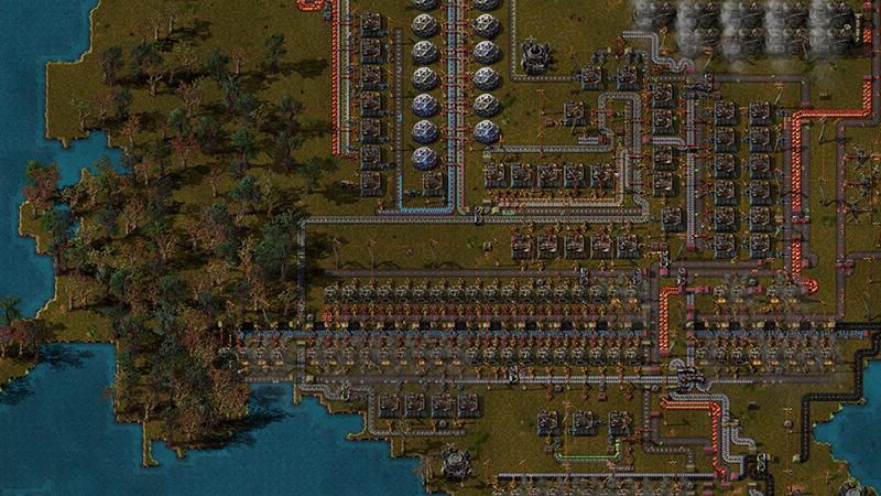 Factorio готовится покинуть ранний доступ Steam