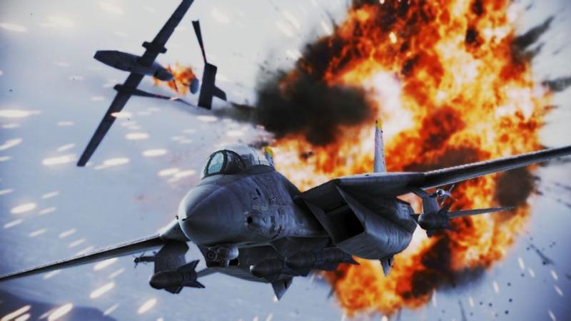 Bandai Namco закрыла серверы Ace Combat: Infinity