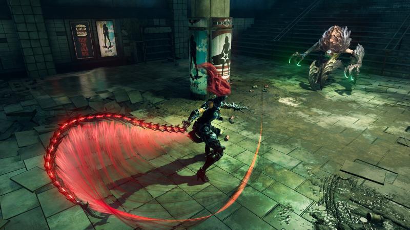 Darksiders 3 может выйти в начале августа