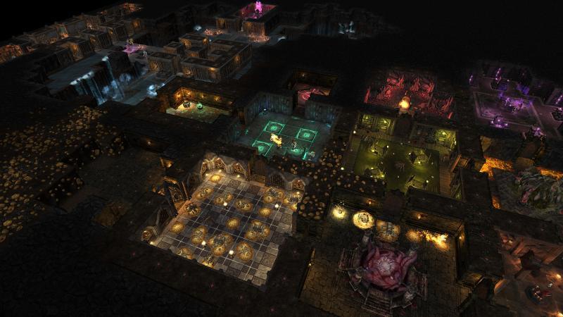 В этом месяце выходит финальное дополнение для War for the Overworld - духовного наследника Dungeon Keeper