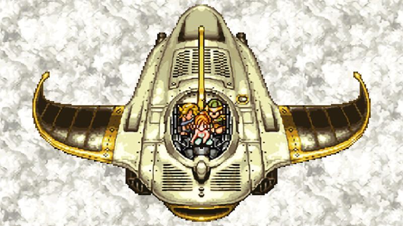 Chrono Trigger на PC получит патч, восстанавливающий оригинальную графику