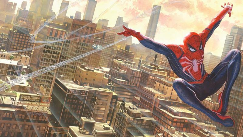 Релиз Spider-Man состоится в начале сентября