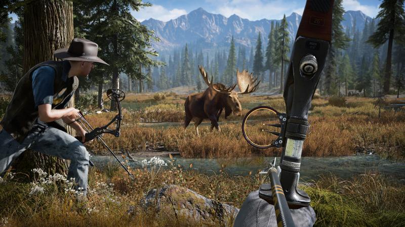 Far Cry 5 показала лучший старт среди игр Ubisoft после The Division