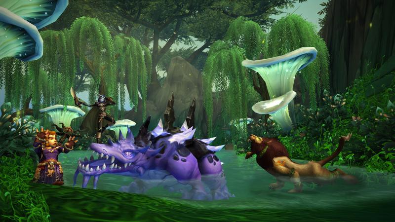 Аддон World of Warcraft: Battle for Azeroth выходит в августе