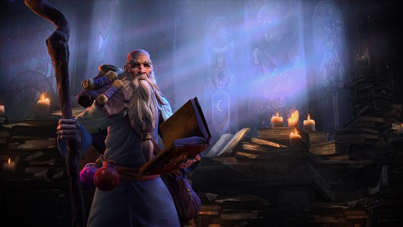 Декард Каин из Diablo присоединяется к Heroes of the Storm