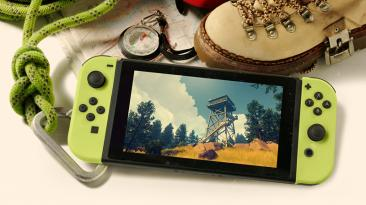 Firewatch скоро выйдет на Nintendo Switch