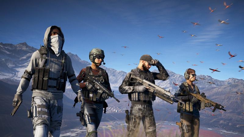 """По словам разработчиков Ghost Recon: Wildlands, воплотить """"королевскую битву"""" в игре сейчас невозможно"""