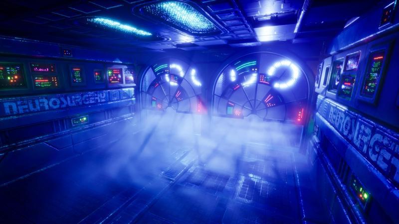 Новые скриншоты официального ремейка System Shock