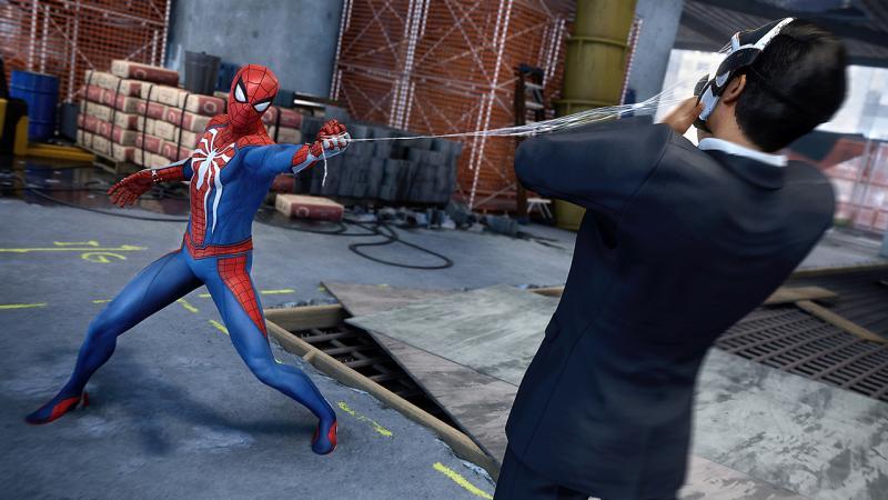 Spider-Man на полную будет использовать возможности PS4 Pro